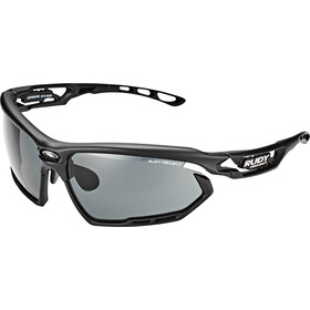 Rudy Project Fotonyk Cykelbriller, black matte - rp optics smoke black